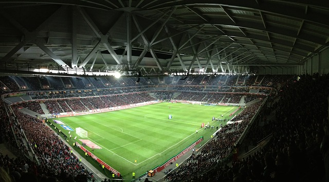 サッカー・スタジアム